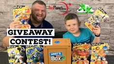 Heroes of Goo Jit Zu Giveaway - Trying to Guess Goo Jit Zu Toys in What's In The Box Challenge Roundhouse Kick, Giveaway, Challenges, Baseball Cards, Toys, Infinite, Blog, Activity Toys, Infinity Symbol