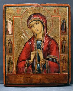 Antique - Religious Shop , Old Russian Icons - icon 29