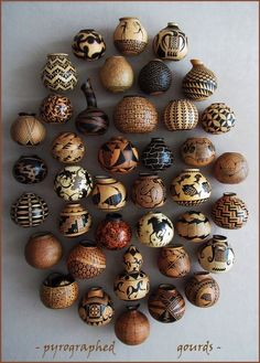 from Arizona Gourds