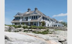 New England Architecture