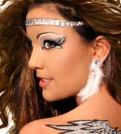 Xotic Eyes Halo Glitter Professional Make up Costume Accessory -- You can get additional details at the image link.