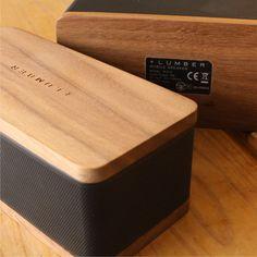 Diy Bluetooth Speaker, Bluetooth Speakers, Radio Design, Speaker Design, Wooden Speakers, Diy Desktop, Wall Mounted Desk, Audio, Mini Itx