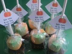 75 ct PARTY FAVORS or GIFTS Hot Chocolate on a Stick by CakeWorksbyJen, $124.95