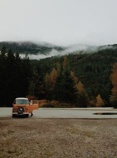 nuhstalgicsoul: In desperate need of a mountain road trip Adventure Awaits, Adventure Travel, Volkswagen, Vw Camping, Road Trip, Photo Deco, Into The West, Wanderlust, Adventure Is Out There