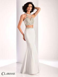 Clarisse Couture Dress 4824