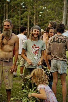 The Hippie Commune ☮༺♥༻~ Hippie Soul ~༺♥༻☮