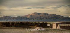 Pircas en un rancho en la Puna Argentina, 2012