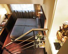 Habitación duplex, hotel de 5 estrellas Madrid, Urban Hotel