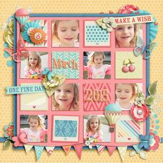 Made using Studio Flergs' And Sugarplum Paperie's One Fine Day.