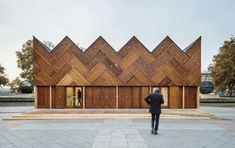 Pavillon circulaire - Nicola Delon et Julien Choppin
