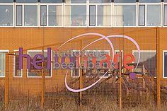 logo van revalidatiecentrum Heliomare in wijk aan zee