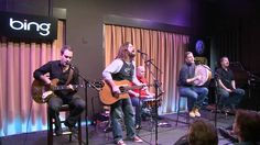 Great Big Sea - The Yankee Sailor (Bing Lounge)