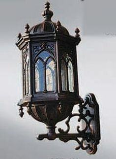 Gothic wall sconce lighted cast aluminum indoor outdoor medieval new gothic wall sconce lighted cast aluminum indoor outdoor medieval new ships free french reproduction antiques pinterest wall sconces indoor outdoor aloadofball Gallery