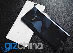 Interesante: El Bluboo Xtouch es el primer teléfono que utiliza la impresión 3D en su diseño