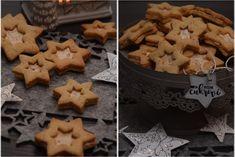 Ořechové cukroví - slepované Cookies, Desserts, Food, Crack Crackers, Tailgate Desserts, Deserts, Eten, Cookie Recipes, Postres