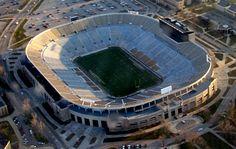 Architect Knute Rockne... Notre Dame Stadium... Ahh...