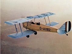 """Model Airplane Plans (RC): Tiger Moth 45""""ws Biplane for .23ci Engine FOR SALE • $15.00 • See Photos! TIGER MOTHAn eyeball-scale vintage RC biplane model with 45"""" span for .23 size enginesFeatured in the November 1971 Flying Models magazineYou will receive a copy of the original full-size plan 182852032641"""