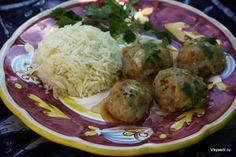 Тайские фрикадельки из креветок и свинины – Вся Соль - кулинарный блог Ольги Баклановой