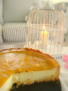 Portakallı peykek,cheesecake,Kaesekuchen...