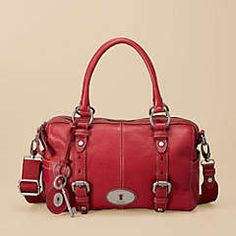 <3 Fossil...I have this 'Maddox' style fossil in black crossbody & brick red convertible..I would have 1 in every color & style if it were possible!
