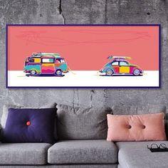 Que tal um panorâmico a cima do seu sofá? Venha conhecer a variedade de artes e artistas que comercializamos por aqui.