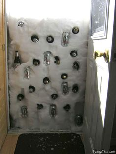 Beer fridge, compliments of Mother Nature