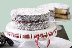 Lamington cake main image