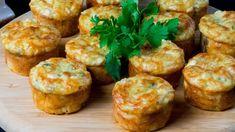 Brioșe aperitiv cu piept de pui și cașcaval: rapid și mega delicios.  Sa... Baked Potato, Entrees, Recipies, Muffin, Food And Drink, Make It Yourself, Breakfast, Ethnic Recipes, Youtube