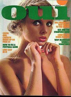 Girls Oui nude magazine