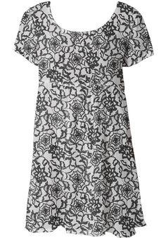 Iron-Fist Black-Widow-Babydoll - titus-shop.com  #Dress #FemaleClothing #titus #titusskateshop