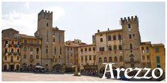 Arezzo, città natale di Poggiolini Pasta Fresca! Trovi i nostri prodotti nei punti vendita: goo.gl/WlJ8D3 [Photo Credits: Jose Bodalo - Plaza de Arezzo]