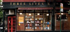 Three Lives Bookstore