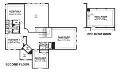 Veloce, second floor Second Floor, Game Room, Floor Plans, Flooring, How To Plan, House, Living Room Playroom, Home, Game Rooms