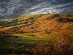 Vallejo Hills - California  By: Chaba Kasanitsky