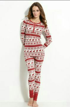 Such cute pj's!