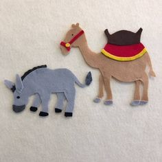 Informations About Nativity Christmas Story, Baby Jesus in Manger Scene for Felt Story Board - PDF P Felt Diy, Felt Crafts, Christian Christmas Crafts, Idees Cate, Nativity Advent Calendar, The Nativity Story, Felt Stories, Nativity Crafts, Painted Sticks