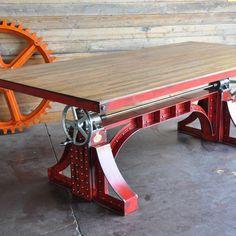 Vintage Industrial overview - Qrator