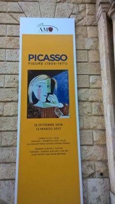 Picasso Figure Verona