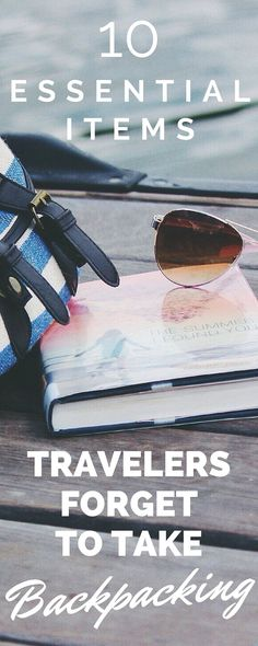 So you've decided to go travelling? Whether you're going travelling for 1 week or 1 year there are some important items you need to have on your travel checklist. Naturally having the right backpack, clothing and shoes are all important things to consider. But there are a few things that you may not have even thought to put on your backpacking checklist. Having these essential items on hand can actually make your trip a much easier, more hassle free experience.