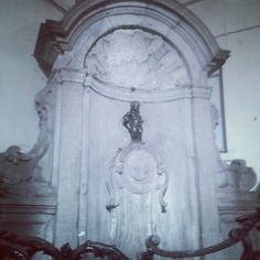 Everyone who visits #Brussels wants to see #Mannekenpis