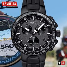 "Swiss Watches since 1853 on Instagram: ""It's time for the ride of your life and the #Tissot T-Race Cycling Collection is definitely the right partner ! @LaVuelta #TissotMoment…"" Men's Watches, Watches For Men, Swiss Watch Brands, T Race, Your Life, Cycling, In This Moment, Collection, Instagram"