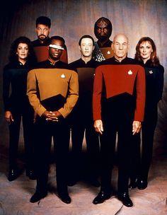 Star Trek - The Next Generation.