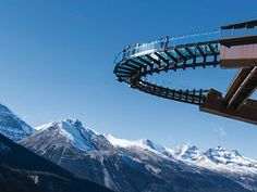 As Canada's Glacier Skywalk opens, offering amazing views over Jasper national park, we take a look at the best skywalks around the world. Whether over natural wonders or around a skyscraper, these experiences will test the nerve of the most fearless visitor