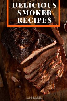 Delicious Smoker Recipes - Moving Insider - These delicious propane smoker recipes will have your mouth watering 🤤 - Smoker Recipes, Grilling Recipes, Pork Recipes, Cooking Recipes, Smoker Ribs, Propane Smokers, Smoking Chips, Smoked Brisket, Food Hacks