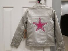 Rock Star Jackets!    My girls will love these for the Fresh Beat Band concert in February!
