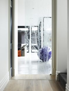 Love frosted glass <3