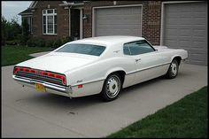 1970 Ford Thunderbird Landau