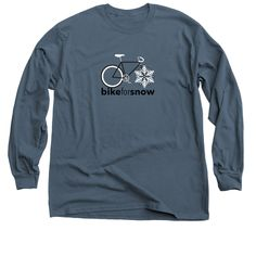 Bike for Snow Campaign  $25.00  Help us motivate the world to ride their bike instead of drive their car one day a week!
