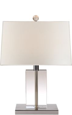another option for console table lamps