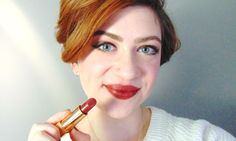 I Keep Buying the Same Lipstick Color from Dozens of Different Brands.  There is no shortage of fig-colored lip products in my makeup collection, and I can justify that, I swear.